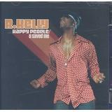 R Kelly Happy People [cd Duplo Novo Fabrica Lacrado]
